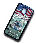KOOLART AMERICAN MUSCLE Car Retro Ford Shelby Mustang GT Samsung Galaxy S5 Case